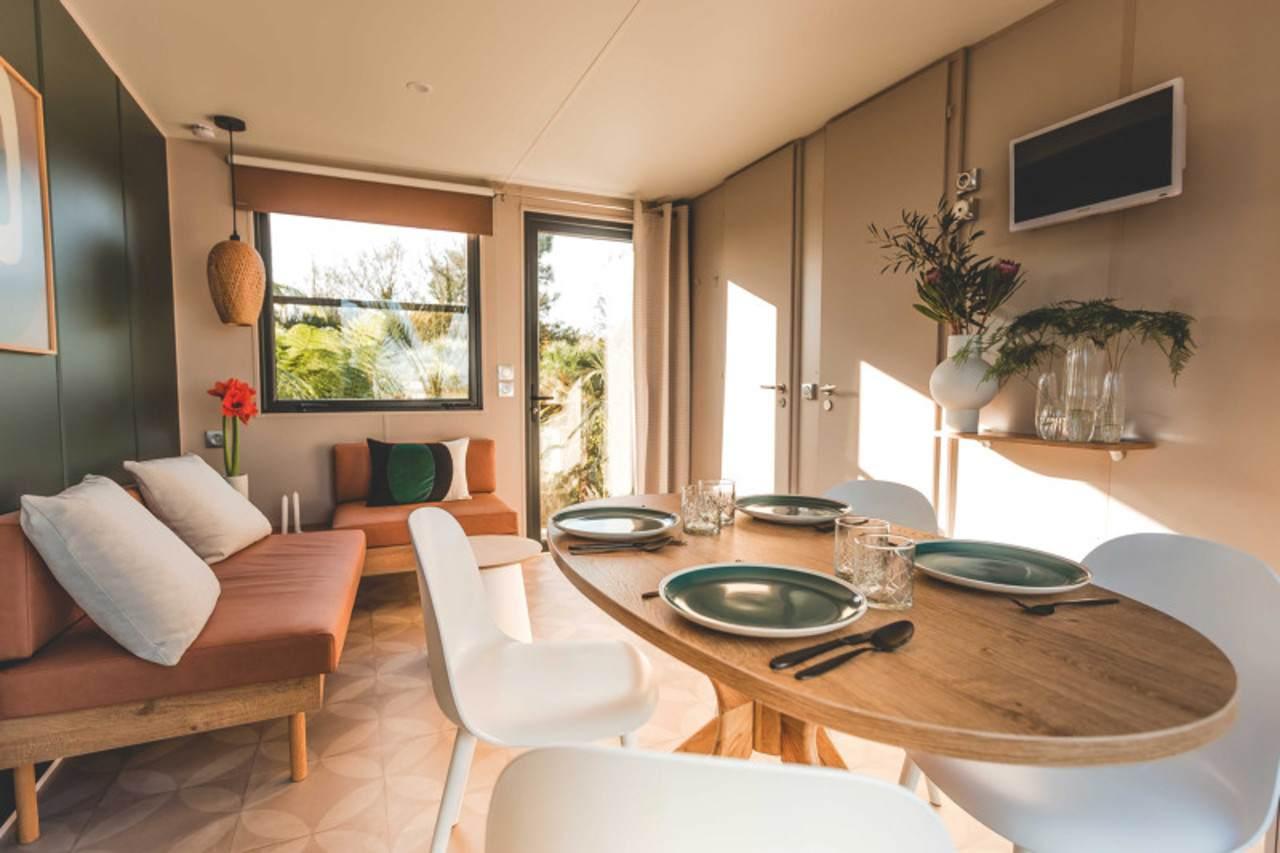 OHARA 844 Côté Jardin - 2022 - Mobil home Neuf - Zen Mobil homes