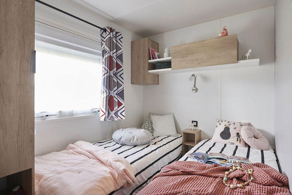 Rapidhome Elite 1040 - Neuf - Résidentiel - 3 Chambres - Zen Mobil home