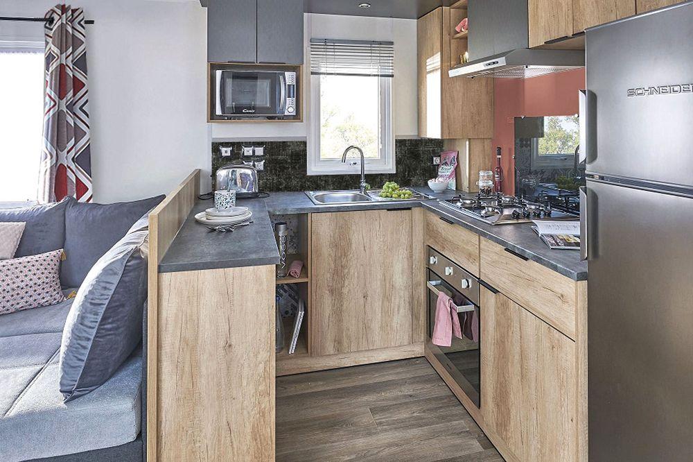 Rapidhome Elite 1041 - Neuf - Résidentiel - 2 Chambres - Zen Mobil home