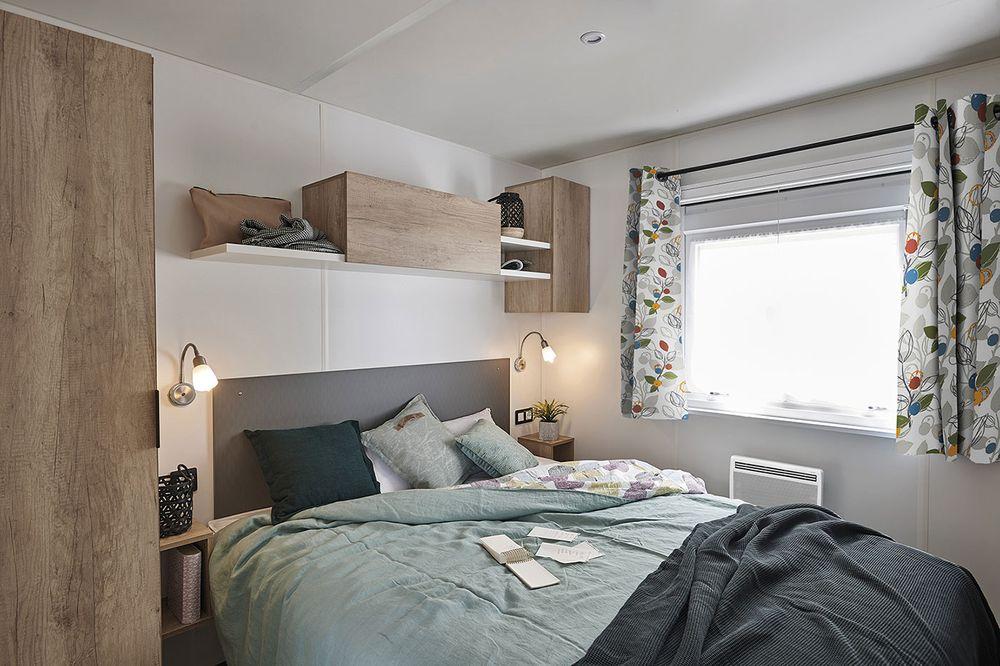 Rapidhome Elite 970 - Neuf - Résidentiel - 2 Chambres - Zen Mobil homes