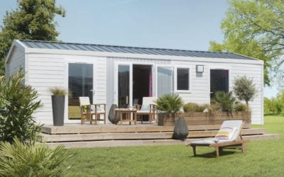LOUISIANE IROISE – Mobil home neuf – Gamme Vacance