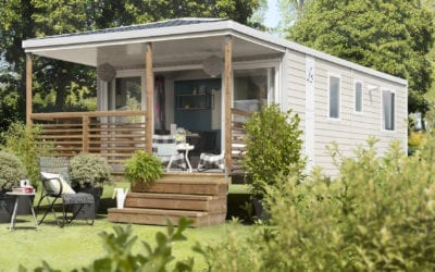 LOUISIANE MEDITERRANEE GRAND AIR – Mobil home neuf – Gamme Vacance