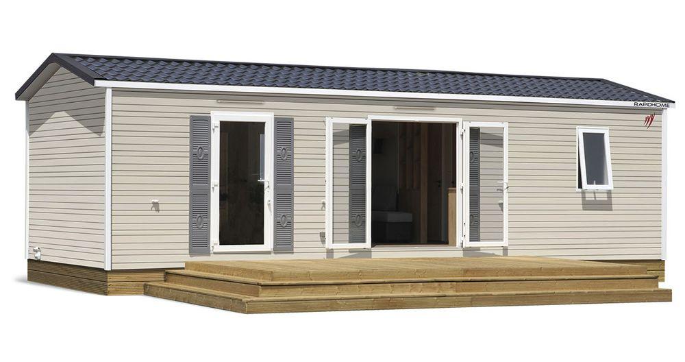 Rapidhome Elite 970 – Neuf – Résidentiel – 2 Chambres – Collection 2021