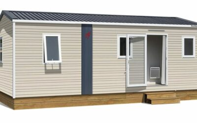 Rapidhome Lodge 74 – Neuf – Gamme Locative – 2 chambres – Collection 2021