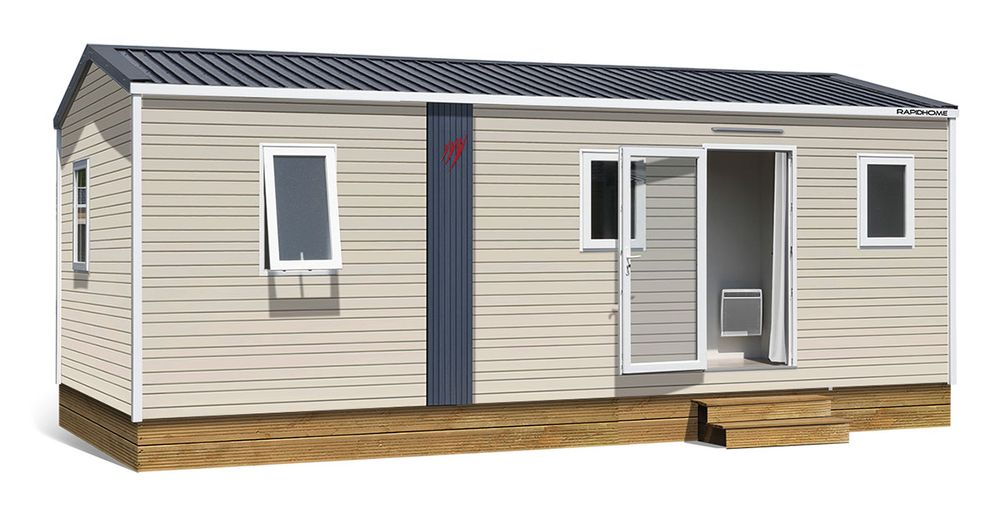 Rapidhome Lodge 74 - Neuf - Gamme Locative - Zen Mobil homes