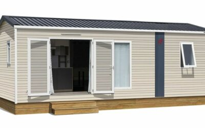 Rapidhome Lodge 77 – Neuf – Gamme Locative – 2 chambres – Collection 2021