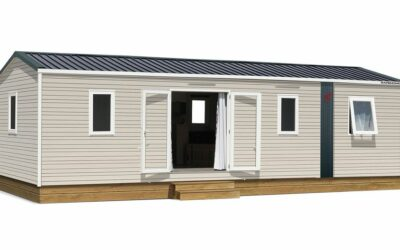 Rapidhome Lodge 100 – Neuf – Gamme locative – 3 chambres – Collection 2021
