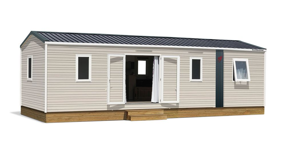 Rapidhome Lodge 100 - Neuf - Gamme locative - Zen Mobil homes