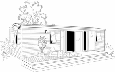 O'HARA 1064 – 2022 – Mobil-home Neuf – 3 Chambres – Collection 2022