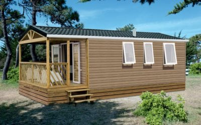 IRM LOGGIA BAY – Mobil home neuf – Gamme LOGGIA