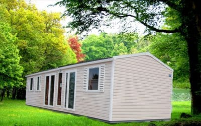 Irm Luminosa – Mobil home d'occasion – 19 000€ – PROMOTION