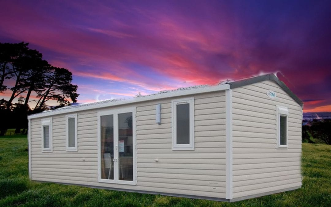 Irm Super Cordelia – Mobil home neuf – 25 750€ – DESTOCKAGE