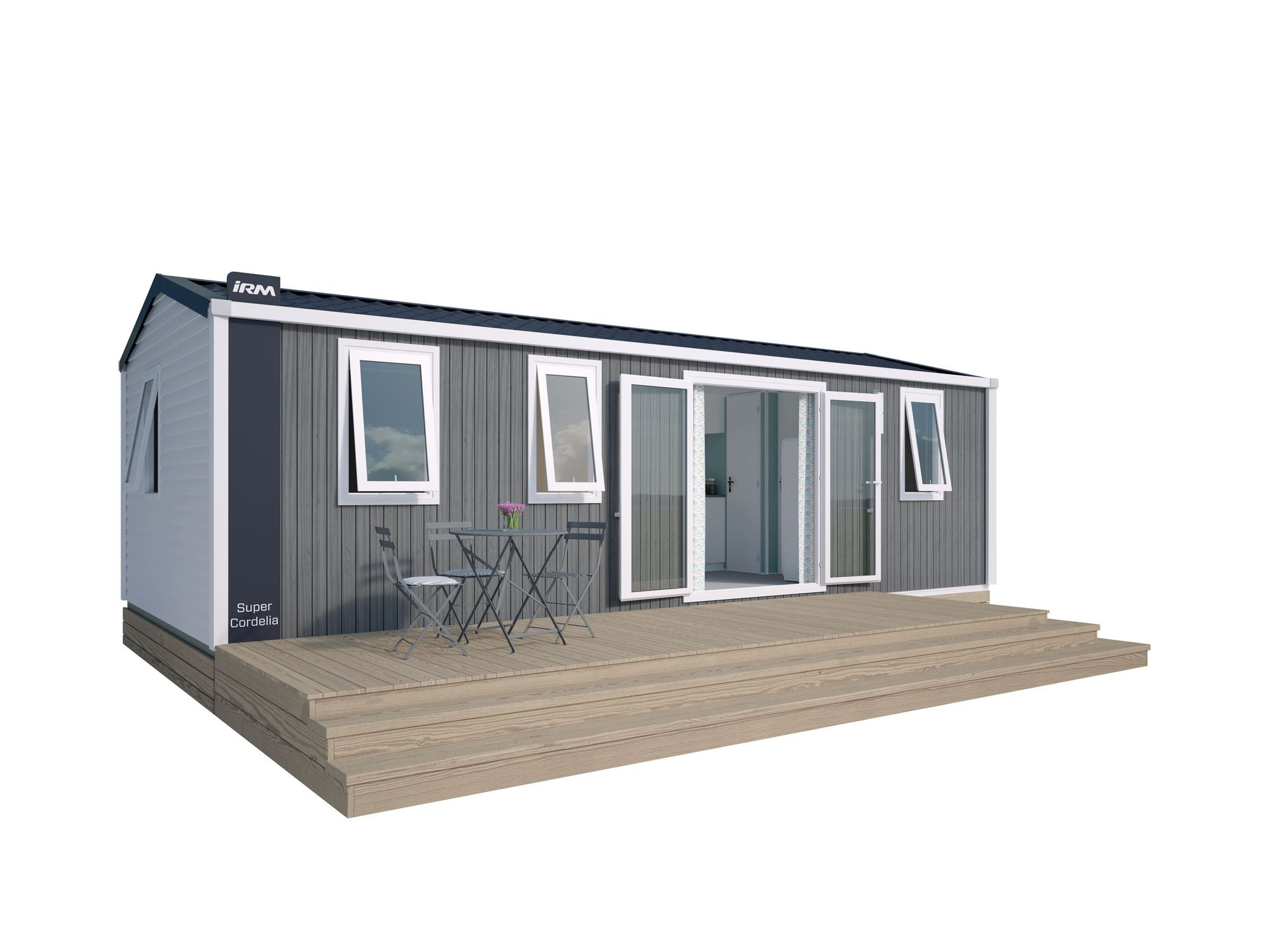 Irm super cordelia 3 mobil home neuf 2018 zen mobil - Mobil home neuf 3 chambres ...