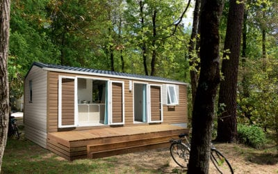Irm Super Mercure – Mobil home neuf – Gamme RIVIERA