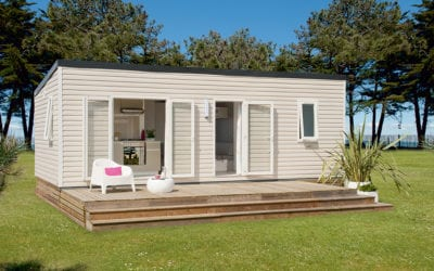 Irm Super Titania – Mobil home neuf – Gamme RIVIERA