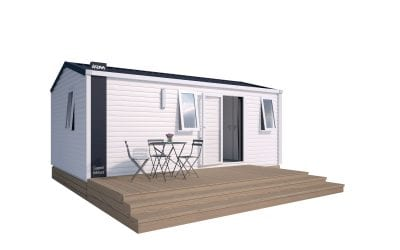 IRM SUPER VENUS – Mobil home neuf – Gamme LOCATIVE – Collection 2018