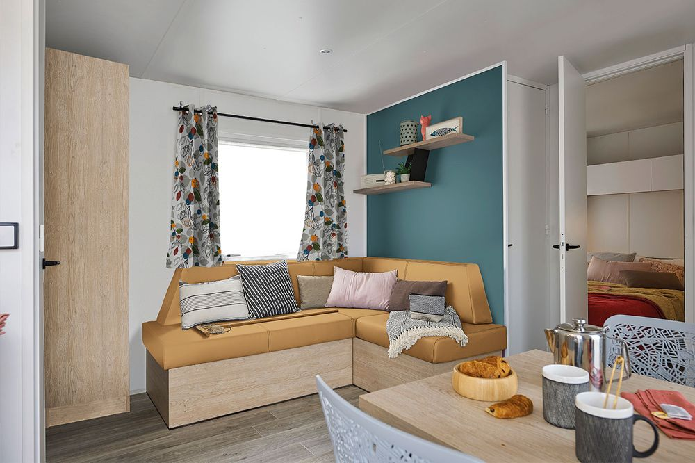 Rapidhome Lodge 77 - Neuf - Gamme Locative - Zen Mobil homes