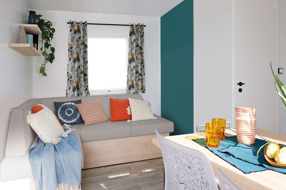 Rapidhome Lodge 87 - Neuf - Gamme Locative - Zen Mobil homes