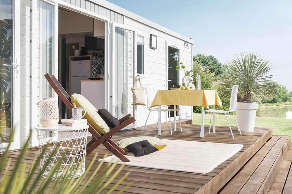 LOUISIANE IROISE – Mobil home neuf – Vacance Privilège – Collection 2018