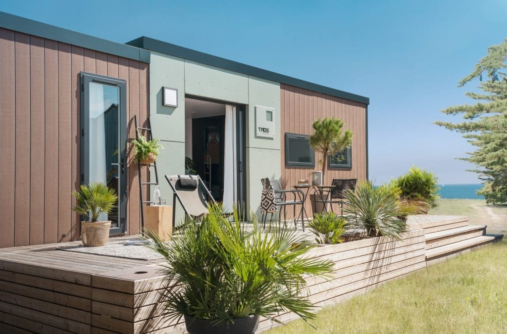 LOUISIANE TAOS F6R – mobil home neuf – Taos Résidentiel – Collection 2018