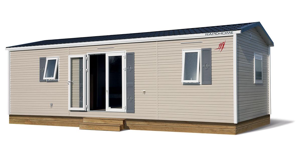 Rapidhome Elite 902 - Neuf - Résidentiel - 2 Chambres - Zen Mobil homes