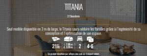 IRM TITANIA - Mobil home neuf - 2018 - Zen Mobil homes