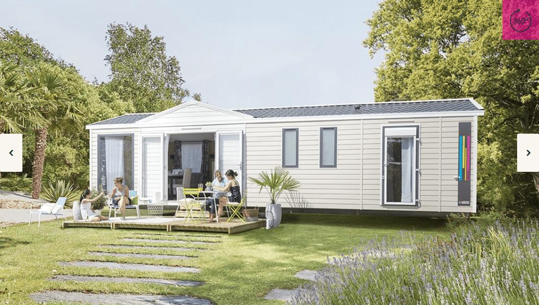 RIDOREV ANKARA DUO – Mobil home neuf – RESIDENTIEL – Collection 2018