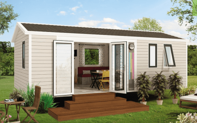 RIDOREV BAHIA DUO COMPACT – Mobil home neuf – Panoramique – Collection 2018