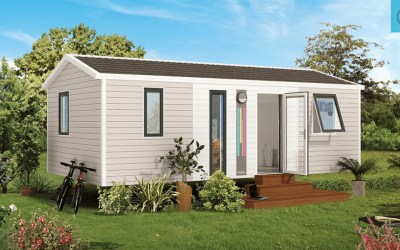 RIDOREV BERMUDES DUO MODULO – Mobil home neuf – Essentiels – 2 chambres – Collection 2019
