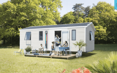 RIDOREV BERMUDES TRIO – Mobil home neuf – Gamme Essentiels – Collection 2018