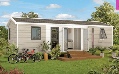 RIDOREV KALEDA DUO – Mobil home neuf – RESIDENTIEL – Collection 2018