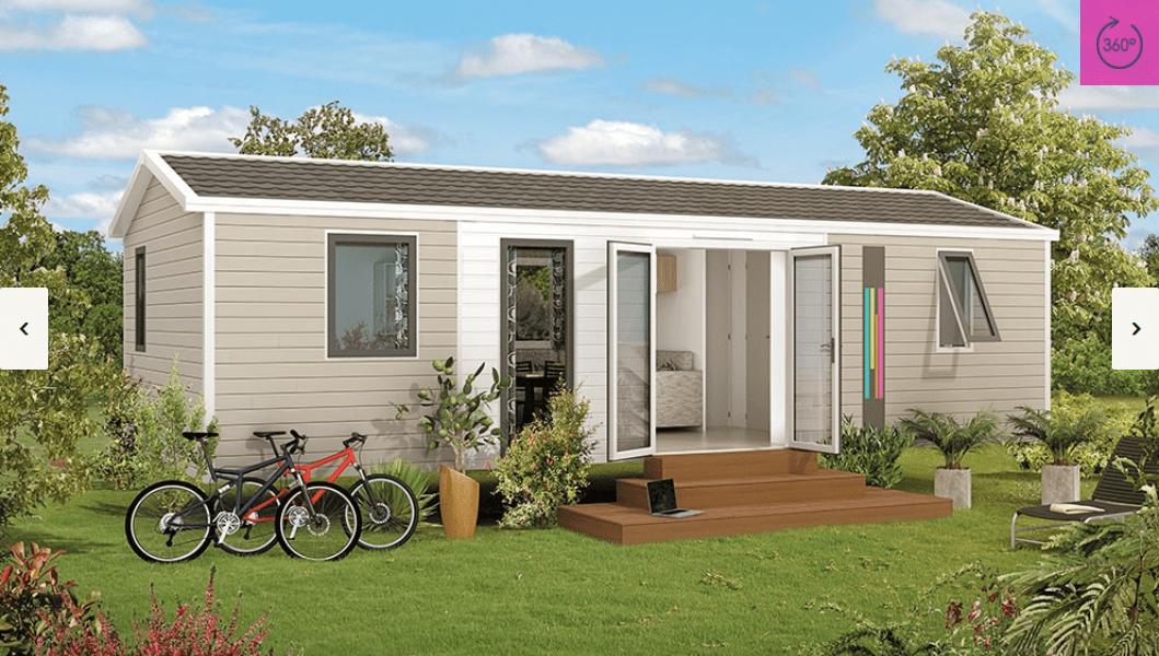 RIDOREV KALEDA DUO – Mobil home neuf – RESIDENTIEL – Collection 2018