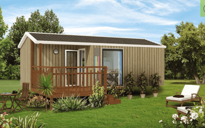 RIDOREV MALAGA DUO COMPACT – Mobil home neuf – Panoramique – Collection 2018