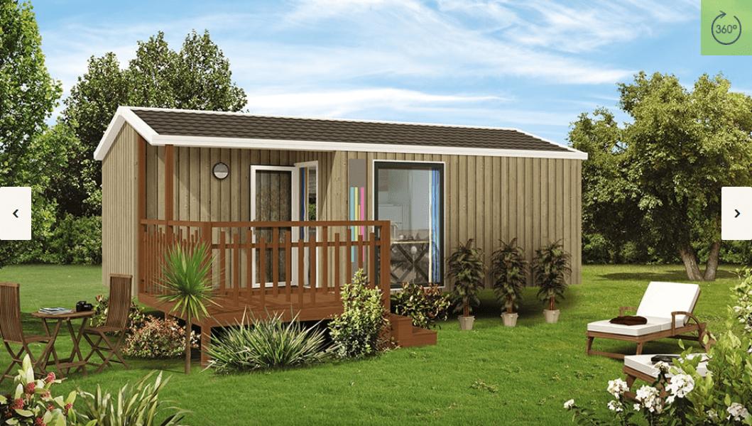 RIDOREV MALAGA DUO COMPACT – Mobil home neuf – Panoramique – Collection 2018