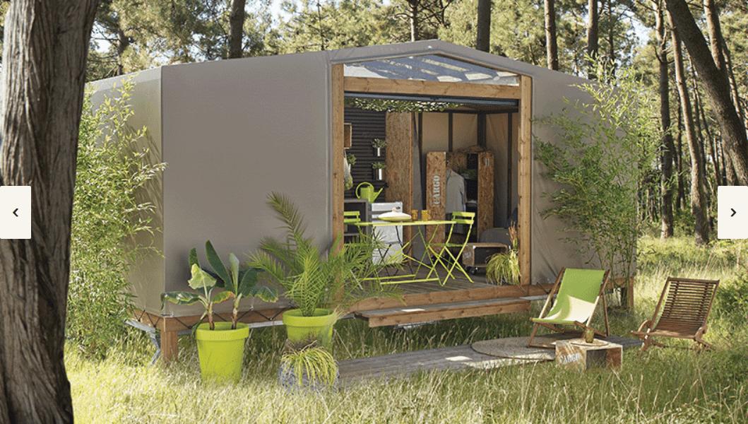 RIDOREV MAORI SOLO – Mobil home neuf – Gamme Alternatifs – 1 chambres – Collection 2020