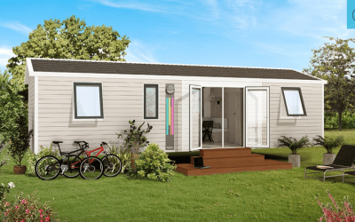 RIDOREV NIRVANA QUATTRO – Mobil home – Essentiels – 4 chambres – Collection 2019