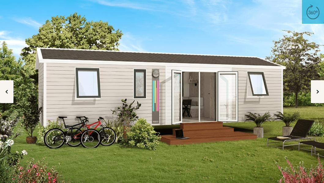 RIDOREV NIRVANA QUATTRO – Mobil home – Gamme Essentiels – Collection 2018