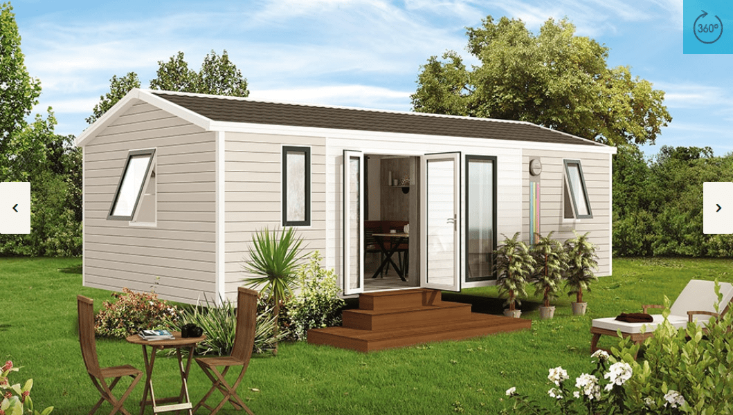 RIDOREV SANTAFÉ DUO – Mobil home neuf – Gamme Essentiels – Collection 2018