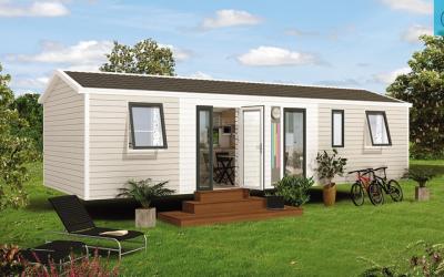 RIDOREV SANTA FE TRIO ESPACE – Mobil home neuf – Essentiels – 3 chambres – Collection 2019