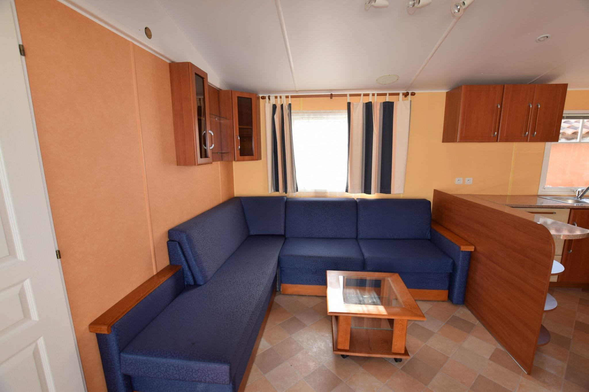 Irm Rubis - Mobil home d'occasion - 12 500€ - Zen Mobil homes