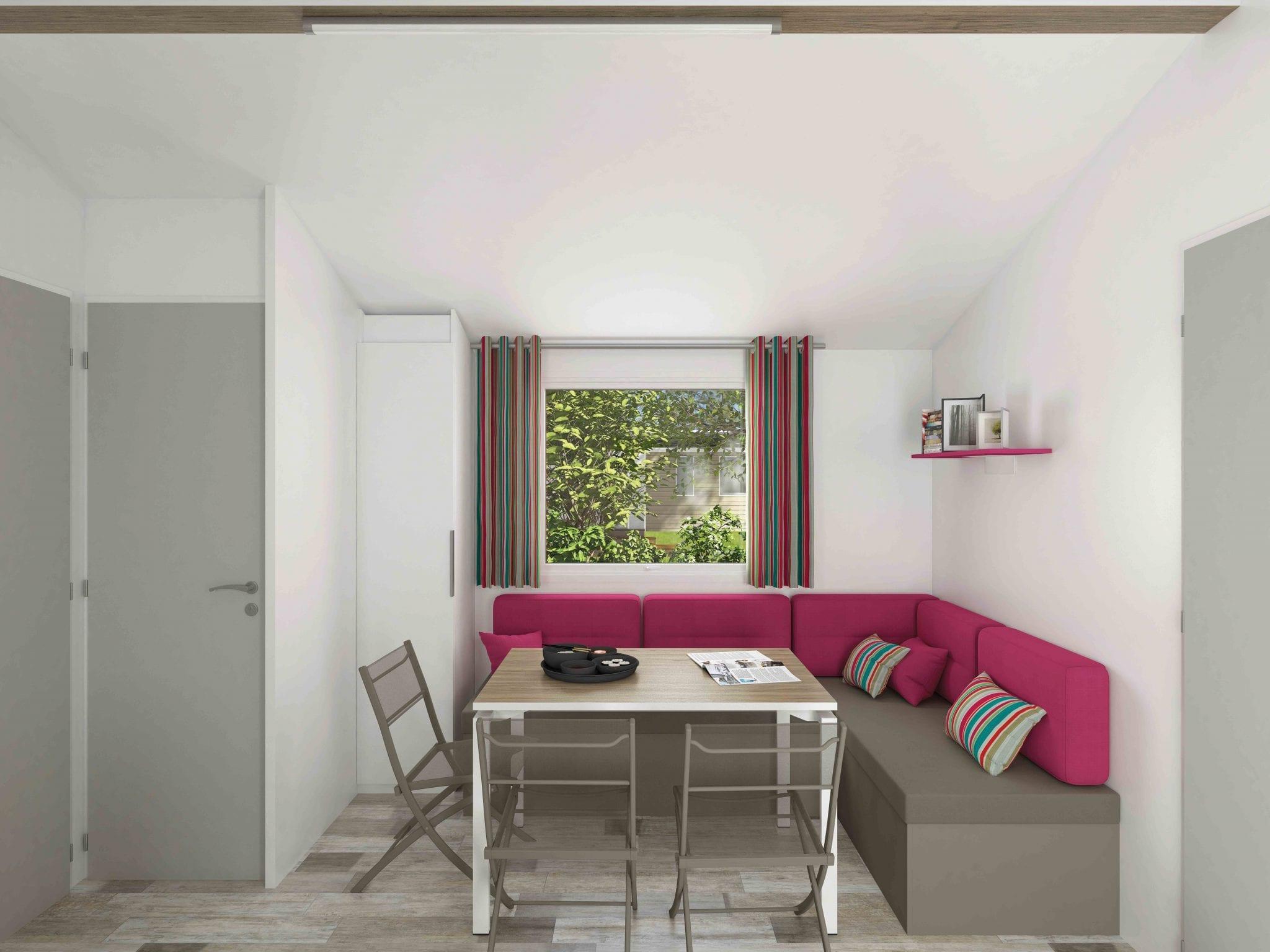 ridorev bermudes trio mobil home neuf gamme essentiels. Black Bedroom Furniture Sets. Home Design Ideas
