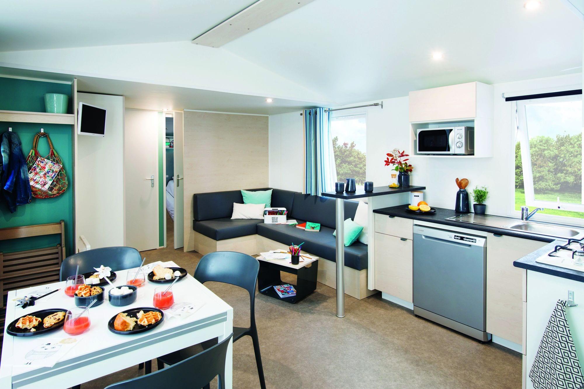 Irm smala mobil home neuf 2018 zen mobil homes for Salon du mobil home