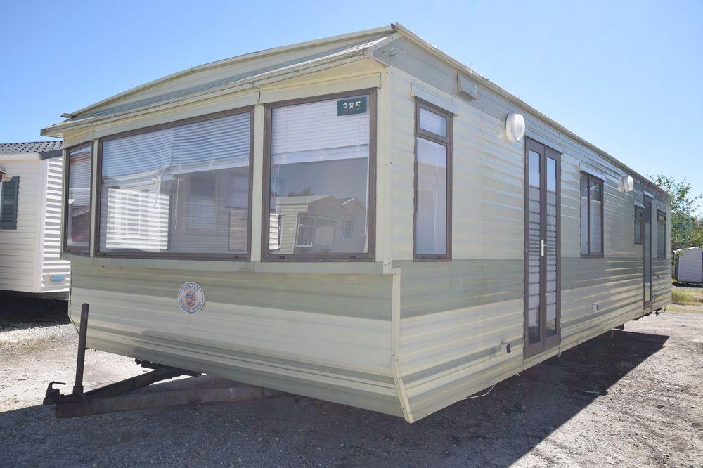 Cosalt Resort - 1994 - Mobil home d'occasion - 5 000€ - Zen Mobil homes