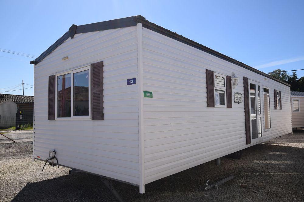 Cosalt Cascade - 2005 - Mobil home d'occ - 10 000€ - Zen Mobil homes