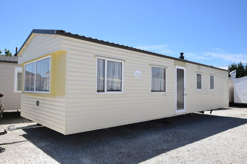 Atlas Mirage - 2008 - Mobil home d'occasion - 7 000€ - Zen Mobil homes