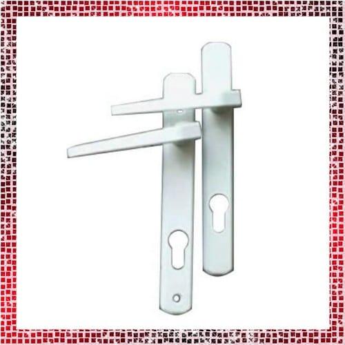 Ellbee poign e de porte e22 pi ce d tach e anglaise zen mobil homes - Piece detachee fenetre pvc ...