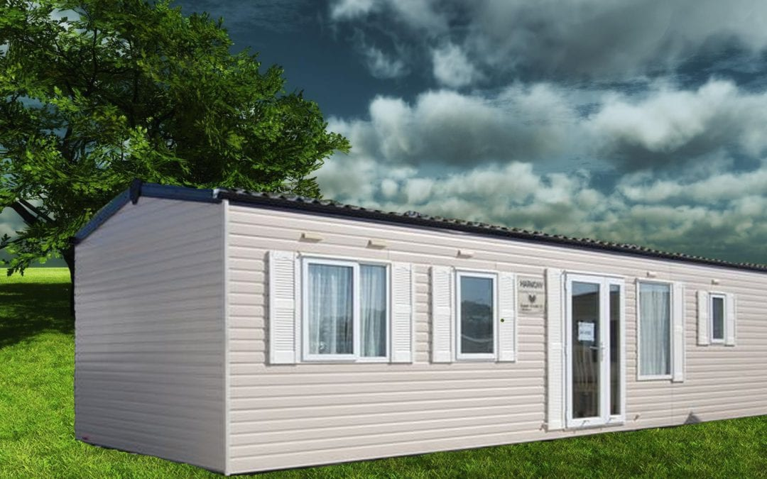 Cosalt Harmony – Mobil home d'occasion – 15 000€