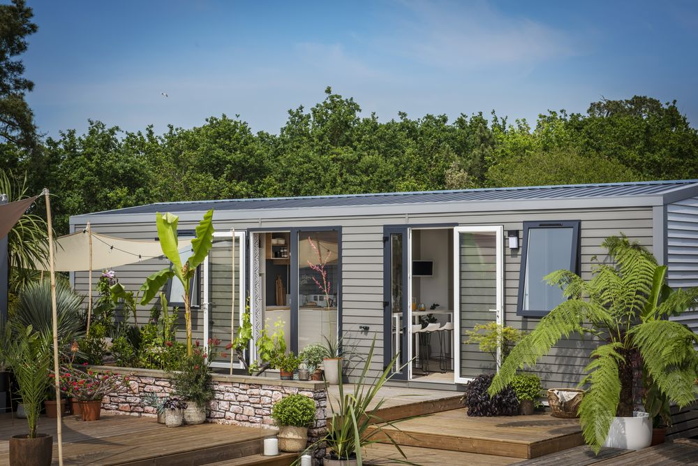 Ohara 1064 - 2020 - Mobil home NEUF - 33 900€ - Zen Mobil homes