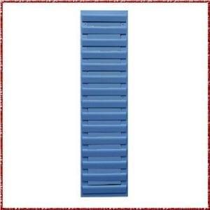 Volet persienne - bleu gentiane - pièce détachées - Zen Mobil homes