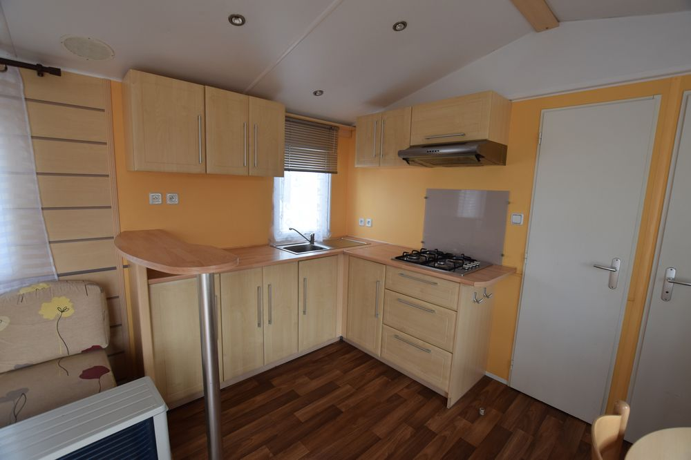 Irm Galaxie - 2007 - Mobil home d'occasion - 9500€ - Zen Mobil homes